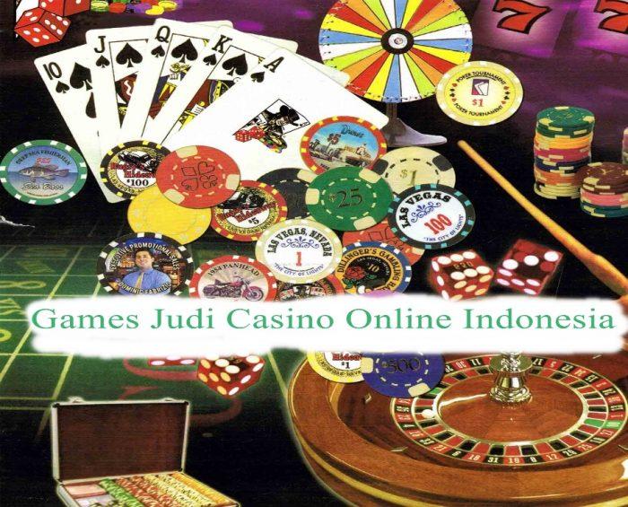 Games Judi Casino Online Indonesia